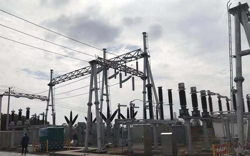 駐馬店汝南馬湯河110千伏輸變電工程